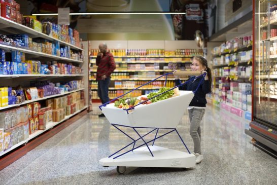 Glimmer Shopping Carts Make E-Commerce a Breeze