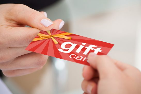 How to Tip When You Pay with A Gift Card?