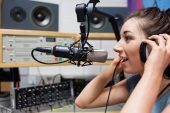 Radio Anchor Connects with Strangers through Radio by Extrovert Personality