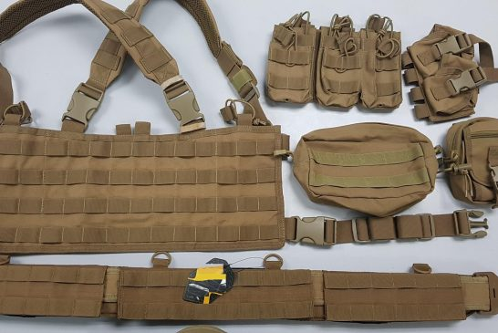 Reliable Tactical gear Singapore