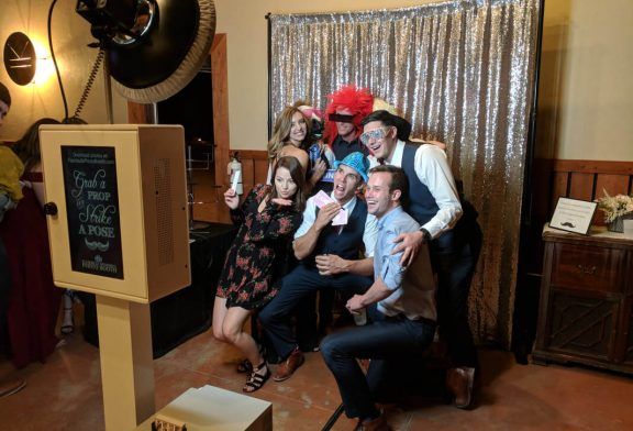 What's the Big Deal With Photo Booths?